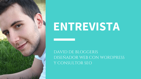 Entrevista a David de Bloggeris